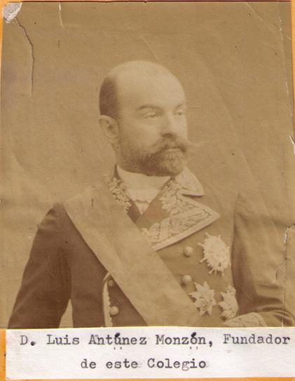 D. Luis Antúnez Monzón