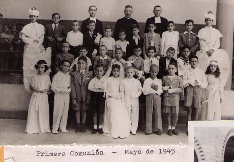 Primeras comuniones