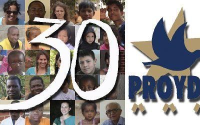 30 aniversario de PROYDE
